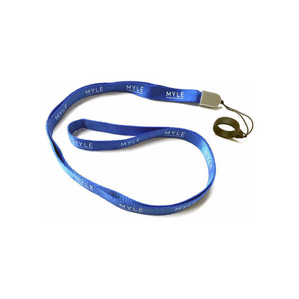 Lanyards by MYLÉ azul