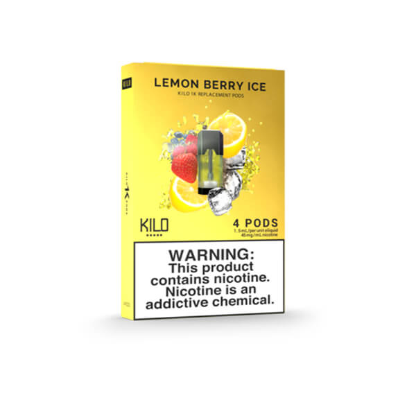 Lemon Berry Ice