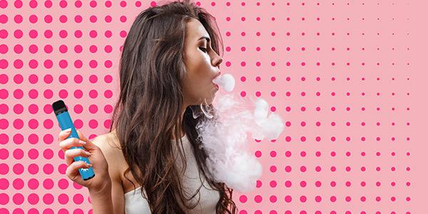 Nuevos cigarros electrónicos desechables