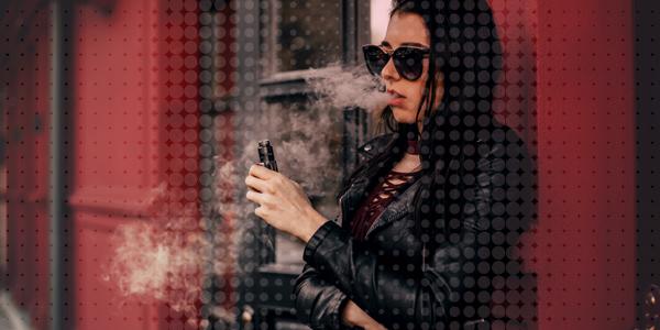 Cigarro electrónico la nueva tendencia