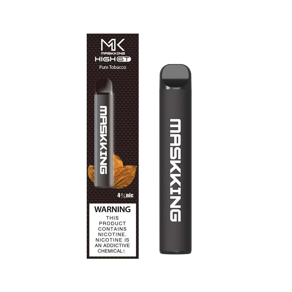 Maskking High GT Pure Tobacco 4%