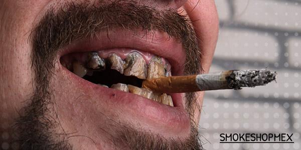 ¿Vape daña a mi salud bucal? ... No, cigarro es igual a mala salud bucal